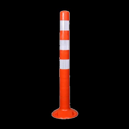 Столбик сигнальный упругий ССУ-750 3 полосы