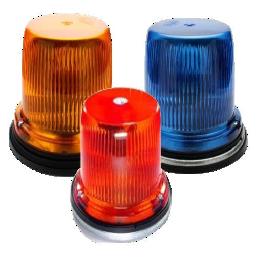 Светодиодный маяк ФП-1-170 (9 диодов) [Мигалка для автомобилей, магнитное крепление]