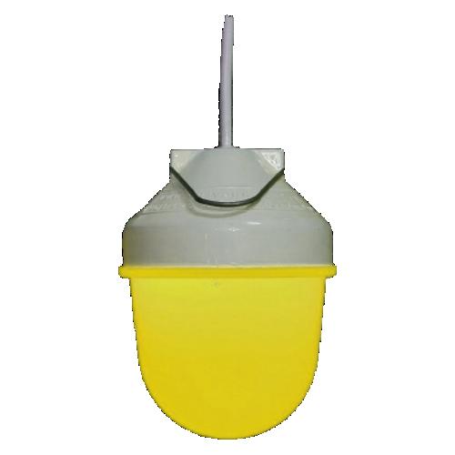 Фонарь сигнальный ФС-12-110 желтый