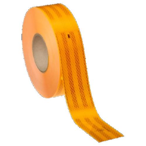 Лента световозвращающая Китай 9600 (желтая)